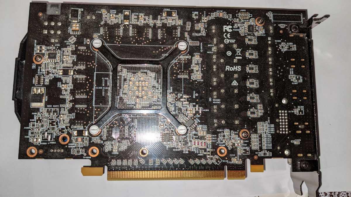 RX570 8G DVIのみ 最大分解能 2560 x 1600 @ 60Hz_画像3