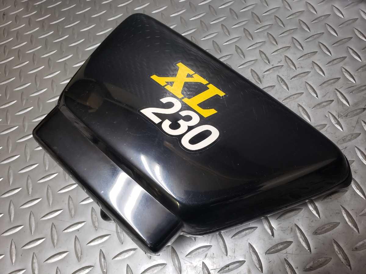 1059 XL230 MC36 純正 サイドカバー カウル 左右 ホンダ_画像5