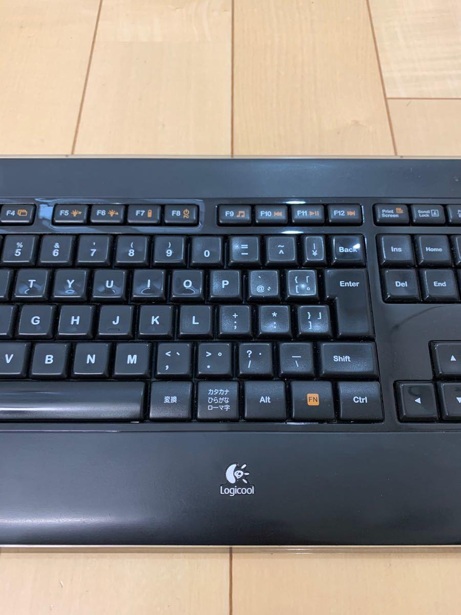 Logicool k800 ワイヤレスキーボード