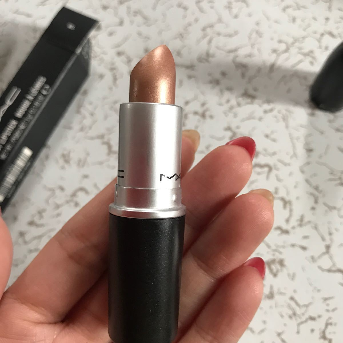 新品 未使用 マック MAC マック 口紅 リップ グロス  Mac リップスティック マックリップスティック LIPSTICK