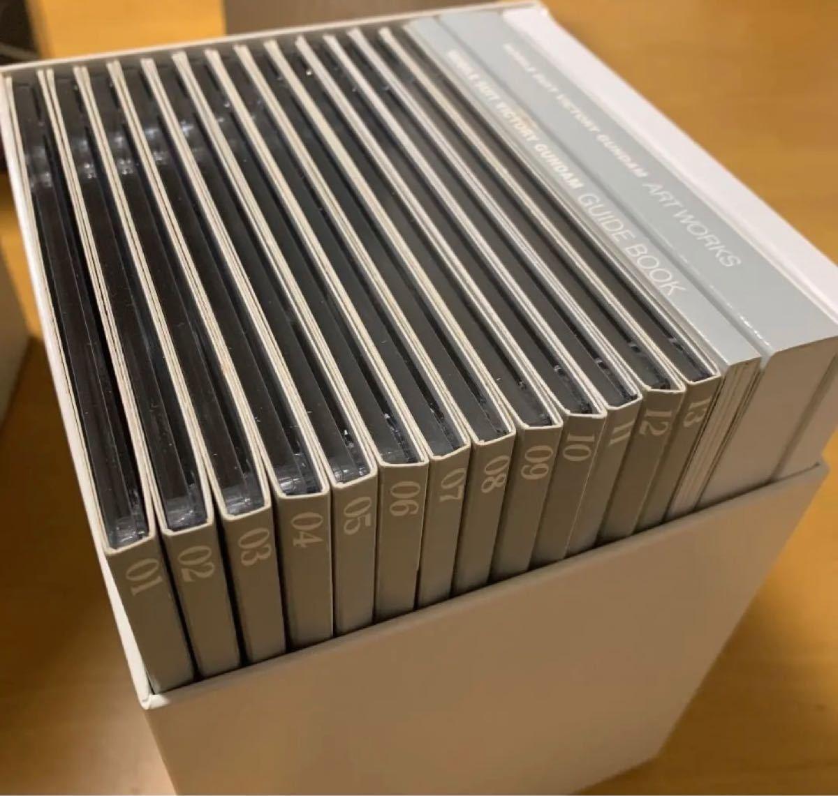 機動戦士Vガンダム DVDメモリアルボックス〈初回限定生産・13枚組〉