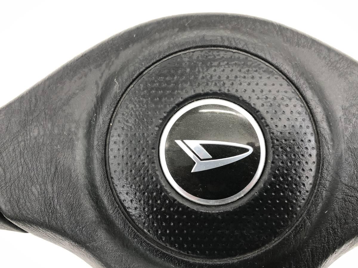 _b56627 ダイハツ MAX RS マックス LA-L952S ステアリング ホーンパッド ハンドル 未展開 FAS1 L950S L960S L962S タント L350S L360S_画像5