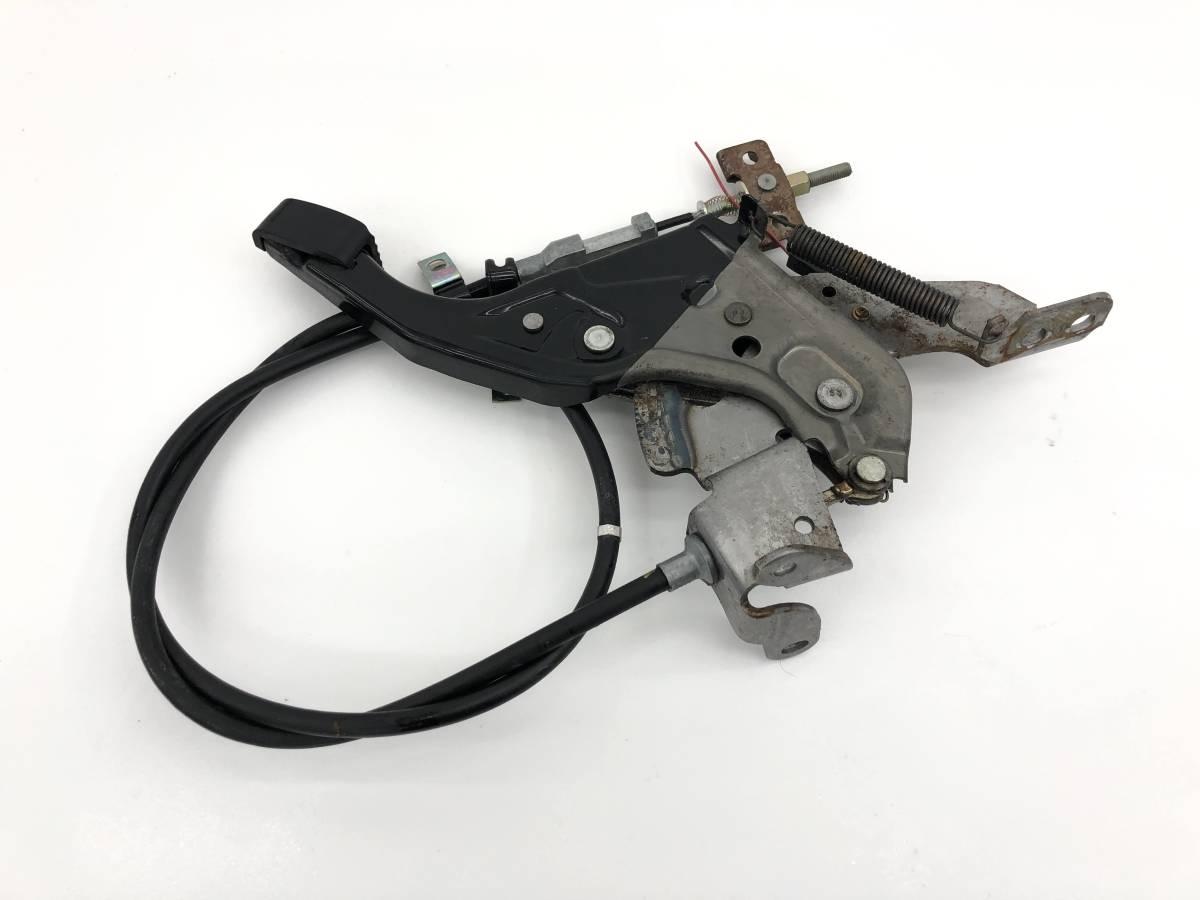 _b56627 ダイハツ MAX RS マックス LA-L952S サイドブレーキ ペダル ワイヤー ケーブル パーキング フット_画像2