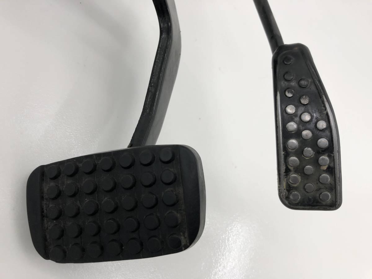 _b56627 ダイハツ MAX RS マックス LA-L952S アクセルペダル ブレーキ_画像2