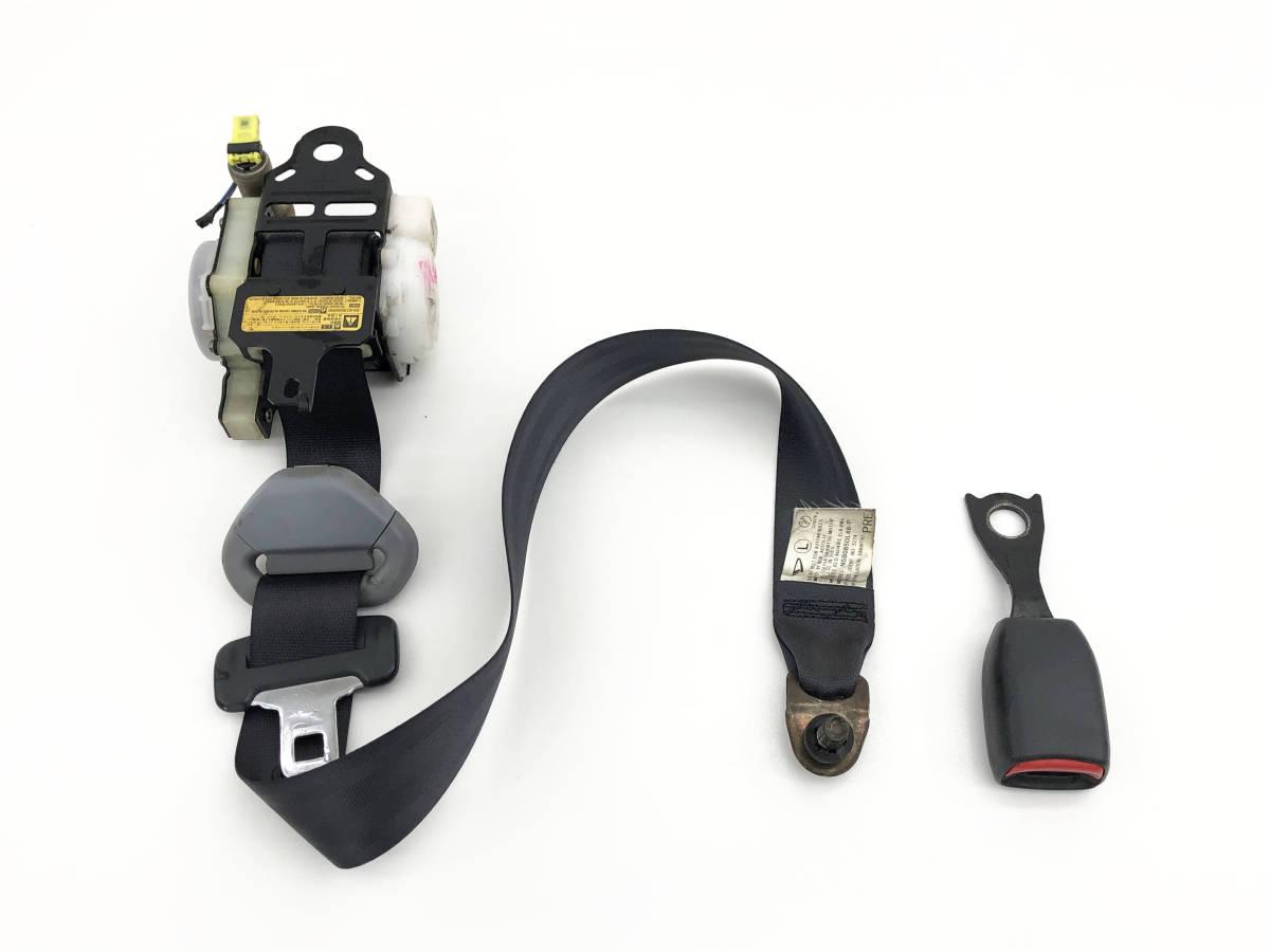 _b56627 ダイハツ MAX RS マックス LA-L952S シートベルト キャッチ 受け バックル セット 左 助手席側 F/LH FAS1 L950S L960S L962S_画像1