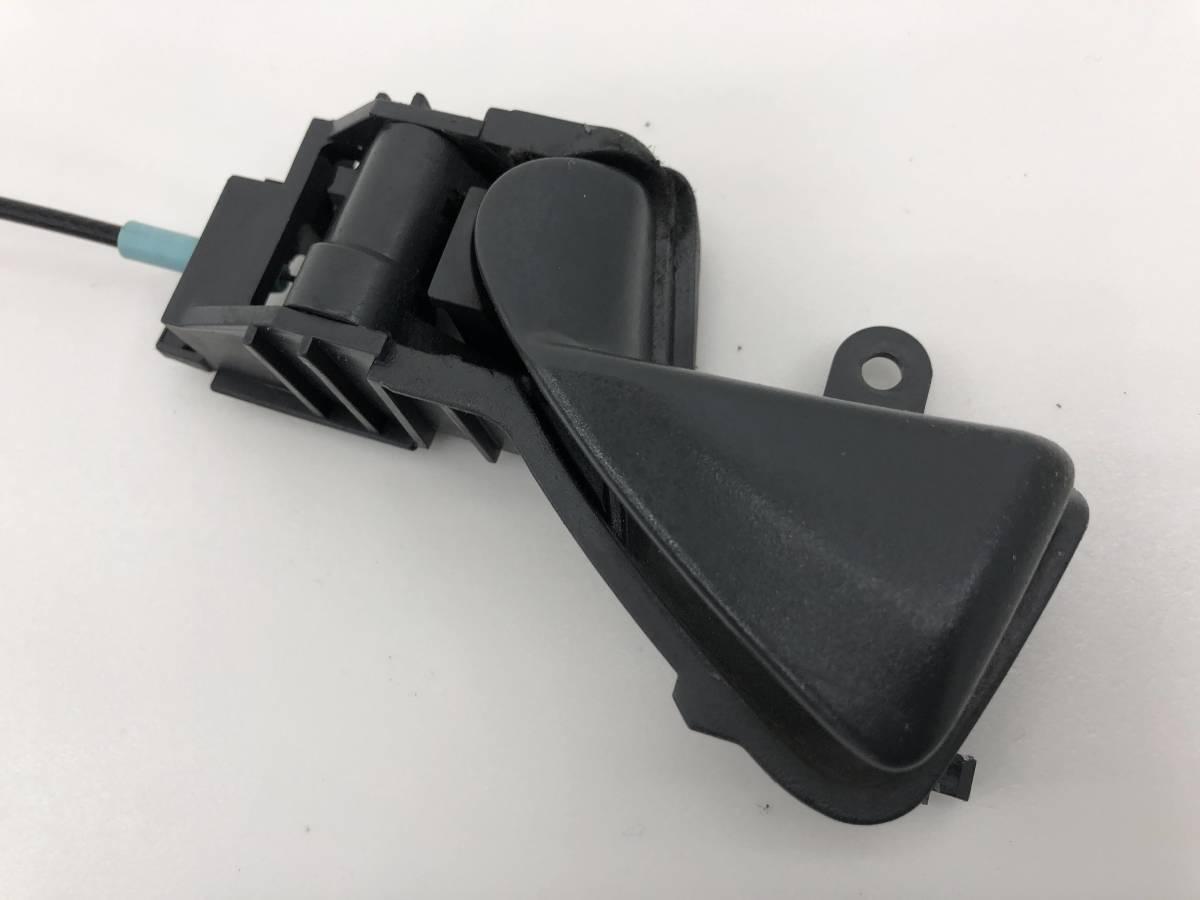 _b56627 ダイハツ MAX RS マックス LA-L952S リア リヤドア ロック アクチュエーター 左 R/LH インナーハンドル アウター L950S L960S L962_画像3