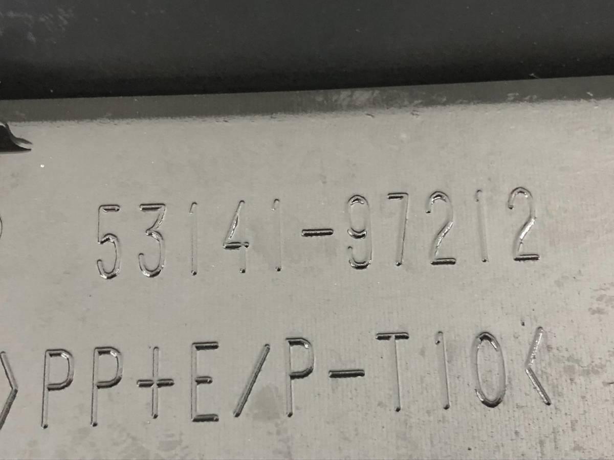 _b56627 ダイハツ MAX RS マックス LA-L952S フロント ラジエターグリル N05 53141-97212 L950S L960S L962S_画像10