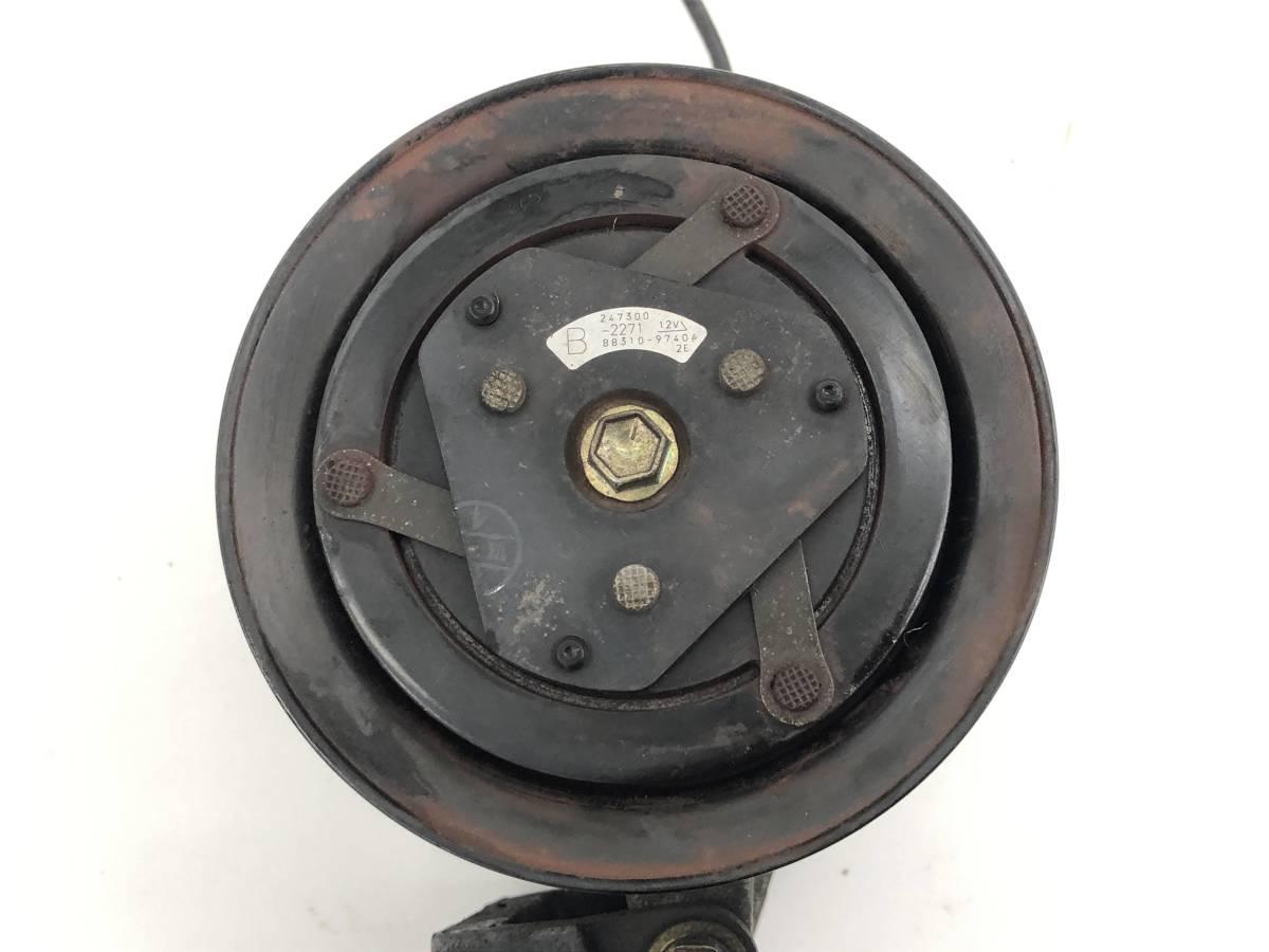 _b56627 ダイハツ MAX RS マックス LA-L952S エアコン コンプレッサー クーラー 447220-6900 / 88310-97404 L950S L960S L962S_画像6