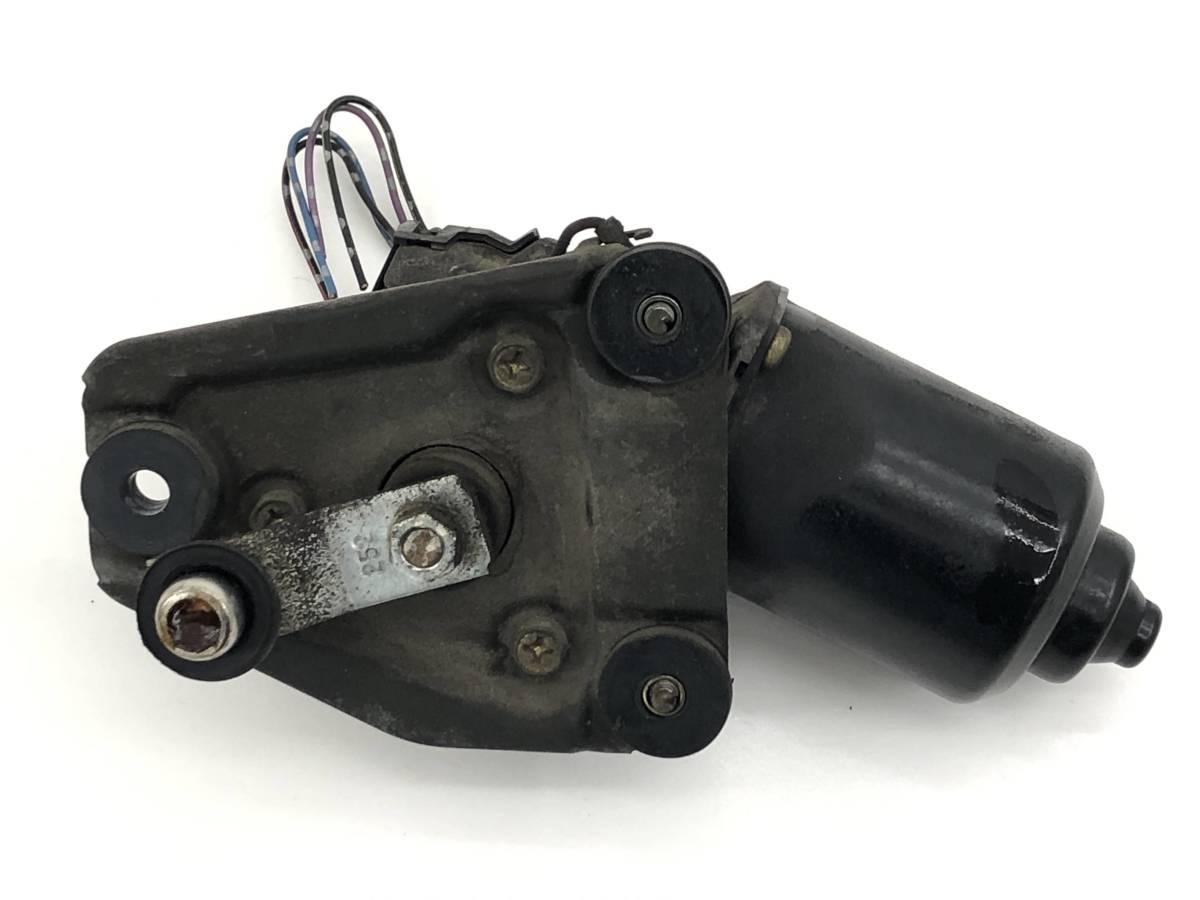 _b56627 ダイハツ MAX RS マックス LA-L952S フロント ワイパーモーター 85120-97213 / 849050-8312 L950S L960S L962S_画像2