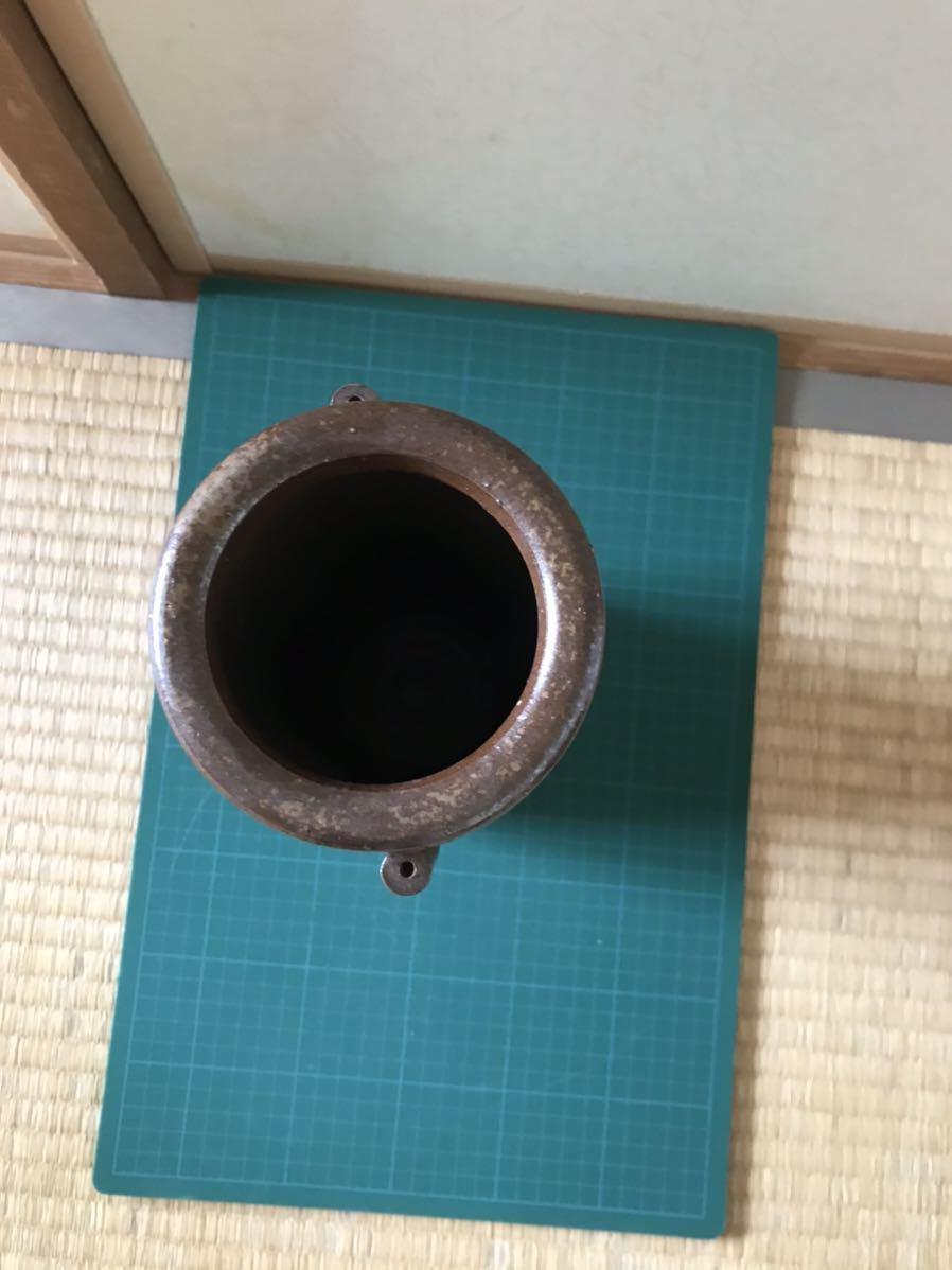 備前焼 花入 花器 _画像5