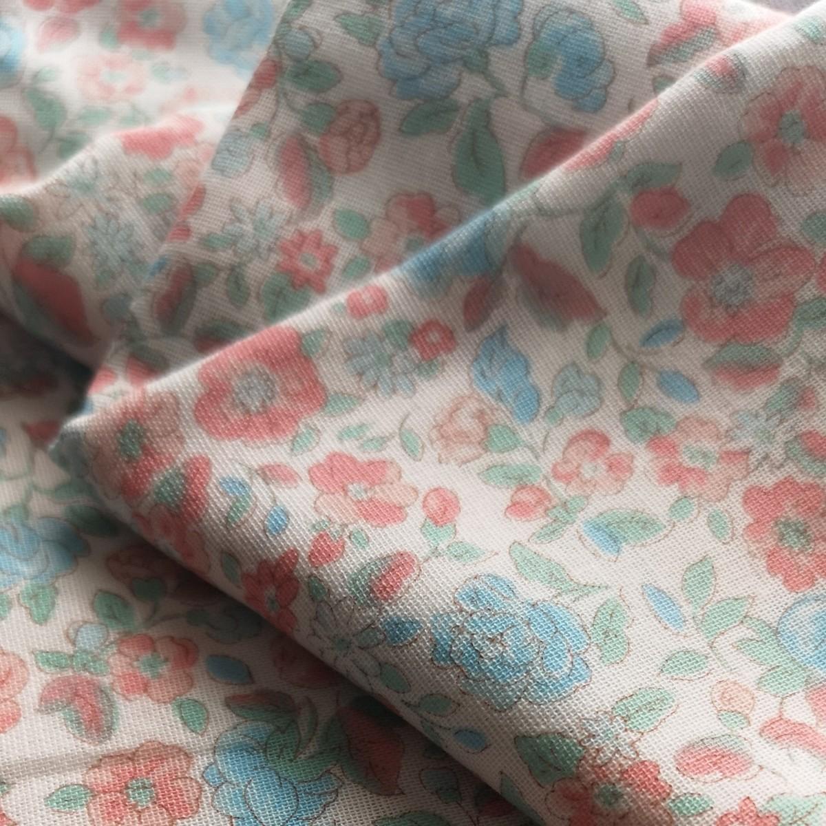 コスモテキスタイル ダブルガーゼ 小花柄 約110×50cm