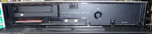 HITACHI 日立 AVC-H8X デジタルテレビAVCステーション TVチューナー リモコン C-RL1 付_画像6