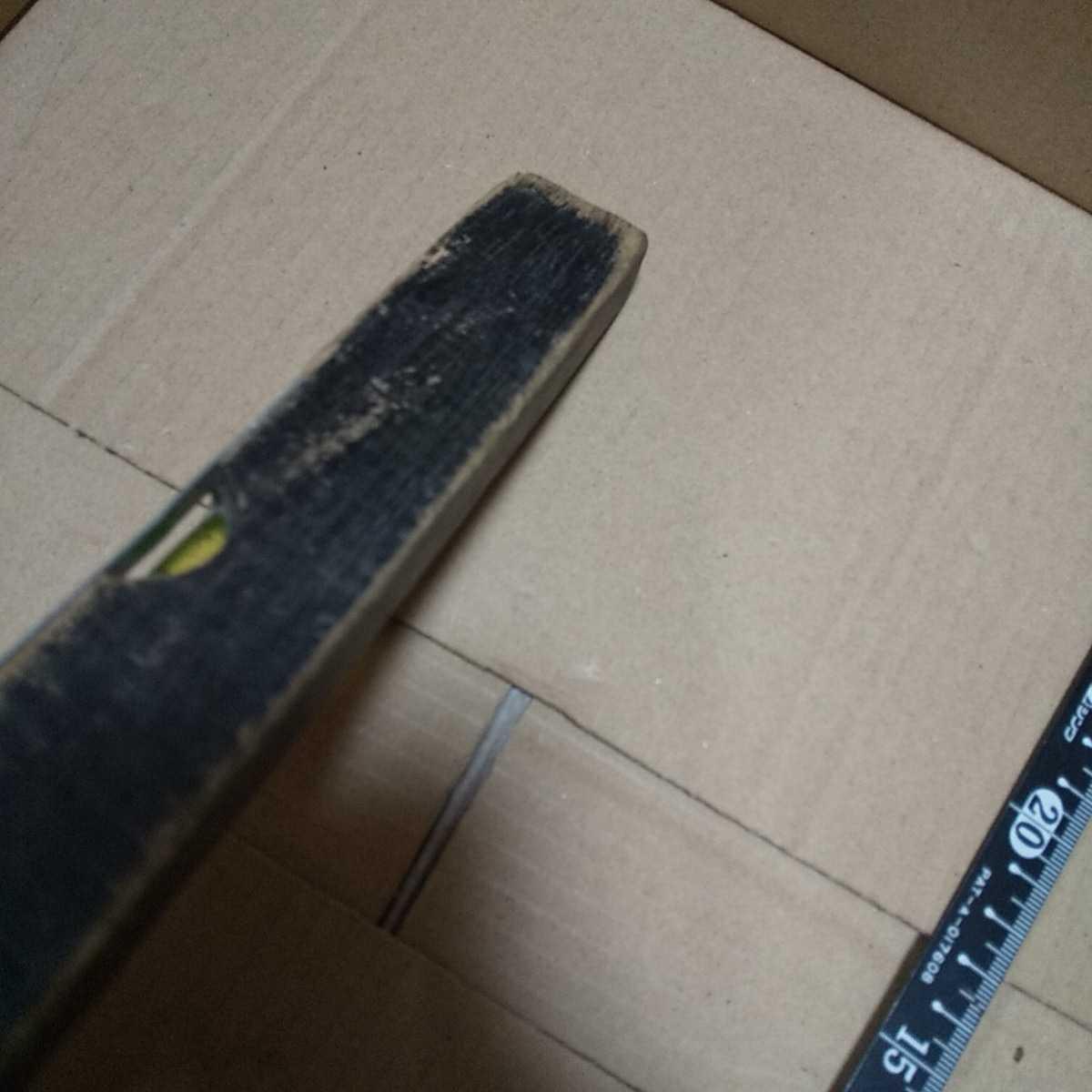 大工道具 アンティーク 水平器 ジャンク 昭和 レトロ 古い コレクション 古道具 送料無料_画像4