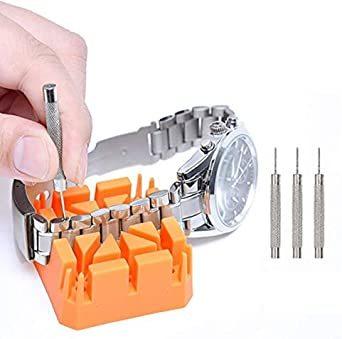 腕時計ベルト調整 腕時計修理ツール 腕時計修理工具セット 【11点セット】 腕時計バンド調 時計バンド調整工具 腕時計修理セット_画像6