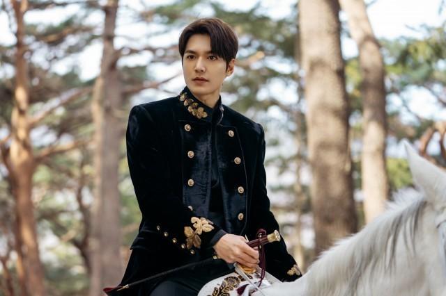 「ザ・キング永遠の君主*メイキング」*Blu-ray