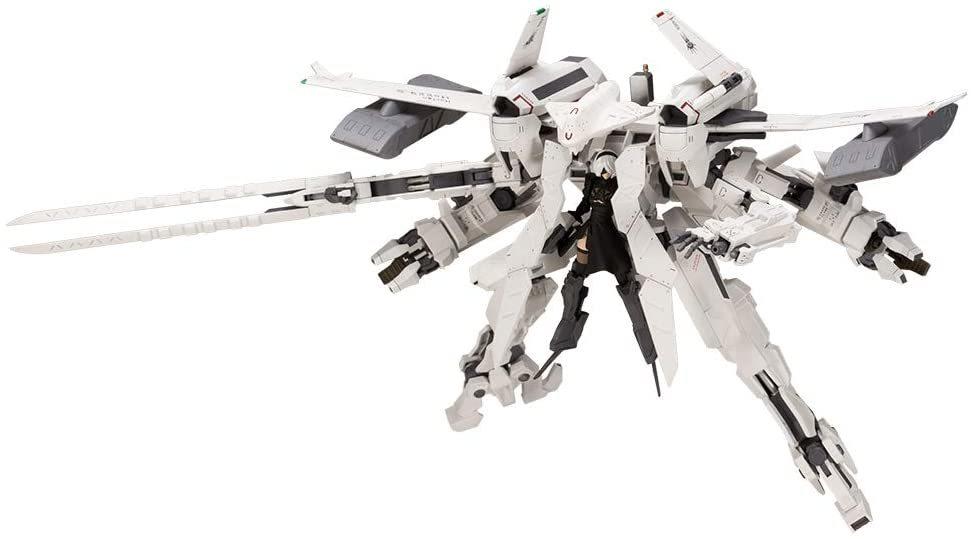 ☆ニーア オートマタ 飛行ユニットHo229 Type-B & 2B(ヨルハ二号B型) / NieR:Automata_画像1
