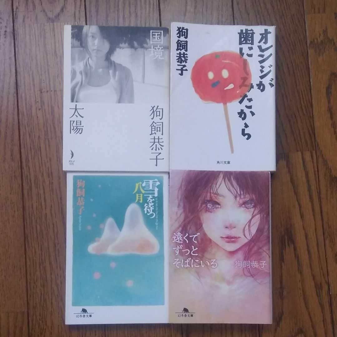 小説 狗飼恭子12冊セット