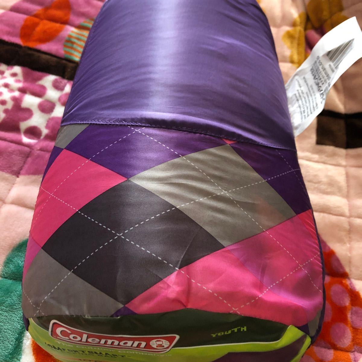 Coleman コールマン 寝袋 子供用