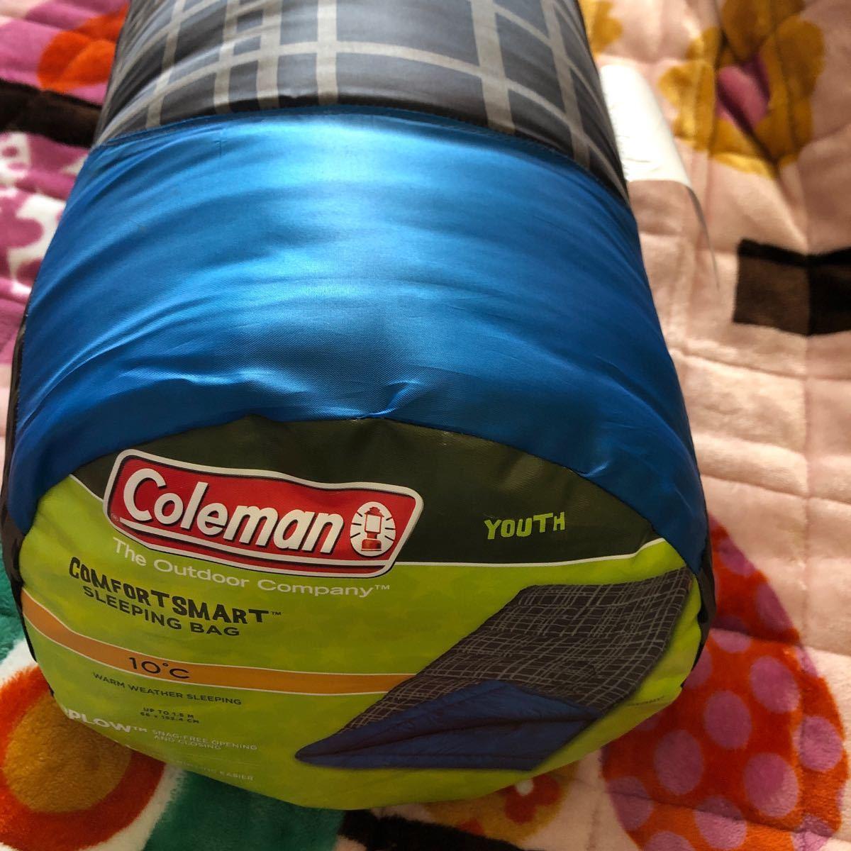 Coleman コールマン 寝袋 キッズ