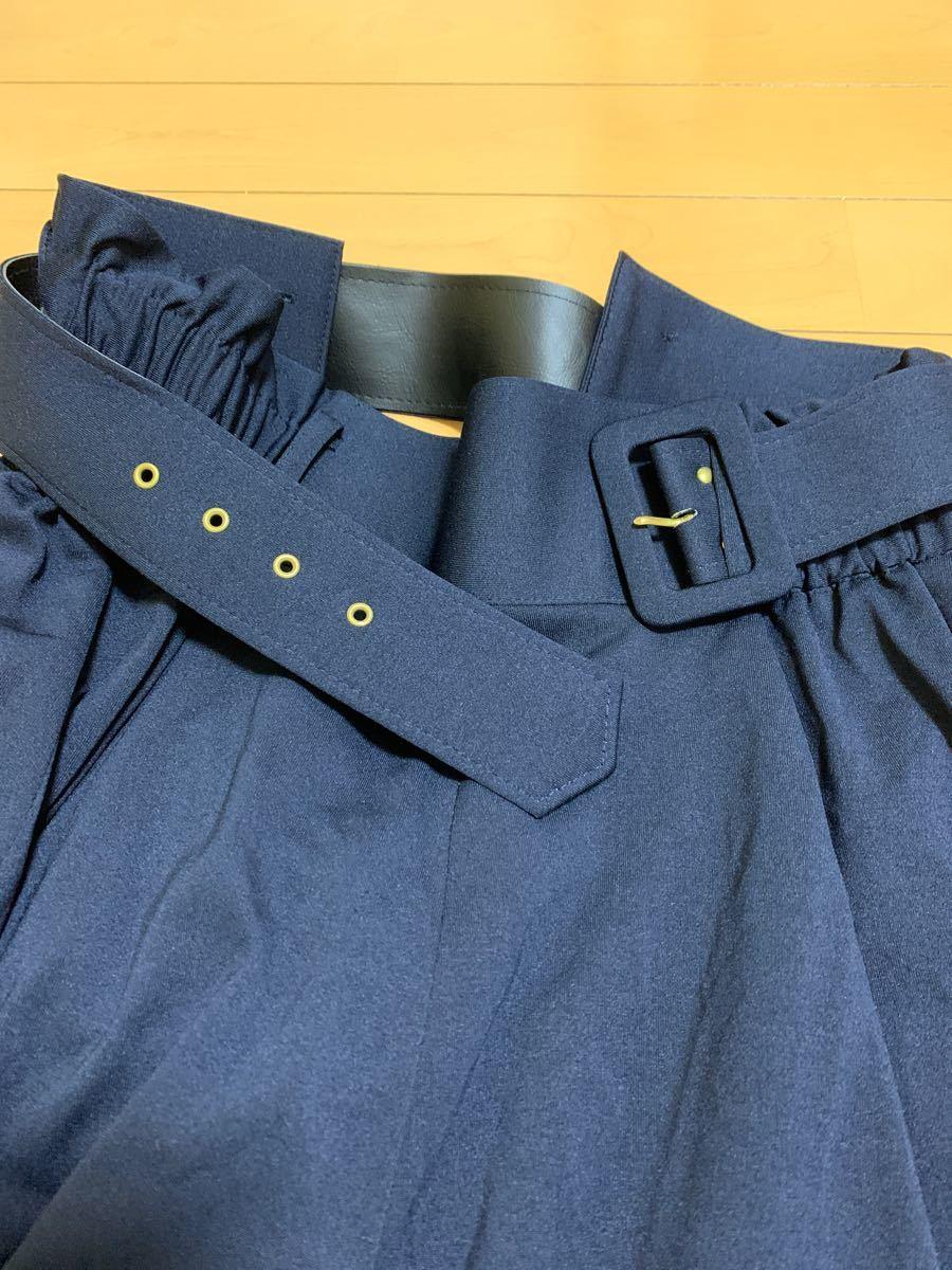 △スカート ロングスカート フレアスカート
