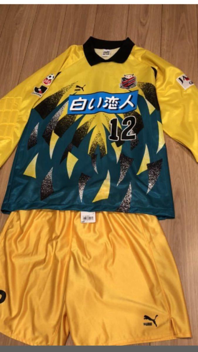 90年代 プーマ コンサドーレ札幌 モデルユニフォーム _画像6