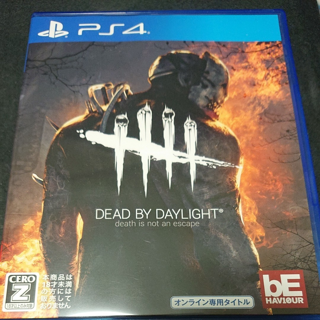 Dead by Daylight デッドバイデイライト PS4
