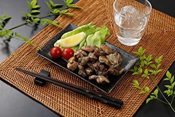 うまみ堂 鶏の炭火焼 塩胡椒 味 300g (100g×3パック) 鳥 炭火焼 焼き鳥 メール便_画像9