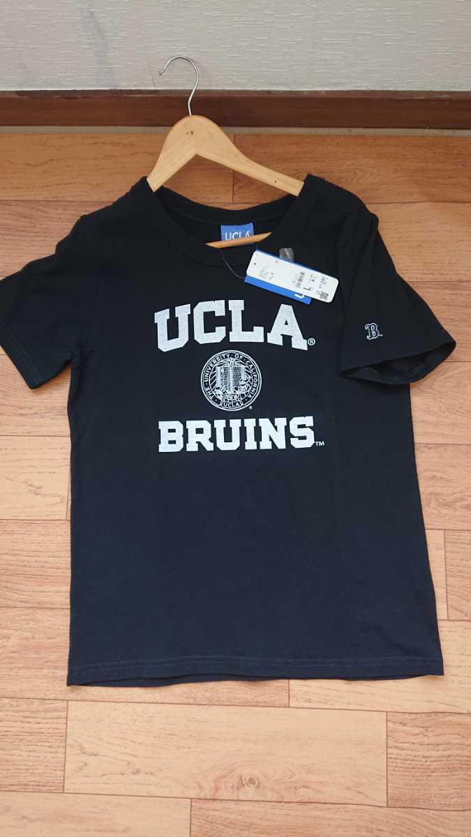 即決未使用 UCLA Lサイズ 半袖Tシャツ ガレッジ tee ブラック AM21_画像1