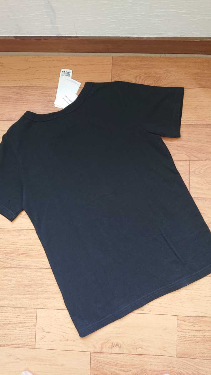 即決未使用 UCLA Lサイズ 半袖Tシャツ ガレッジ tee ブラック AM21_画像3