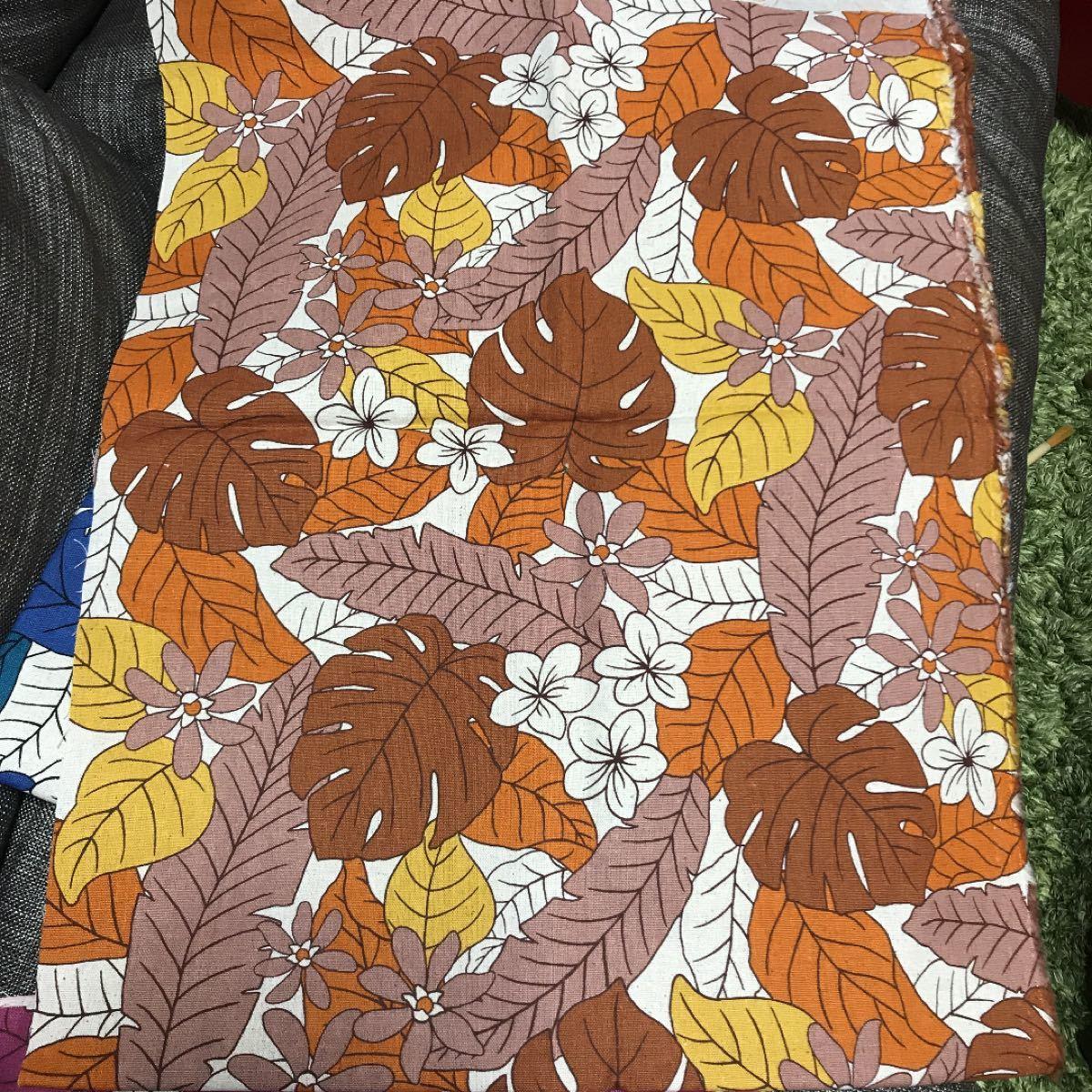 ハンドメイド 生地 はキレ 布 四色セット 手芸 雑貨