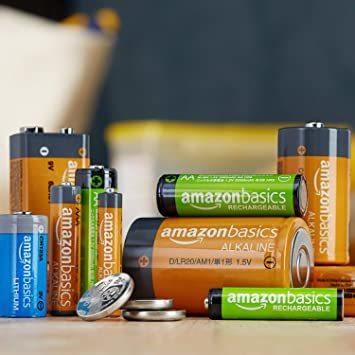 ベーシック 充電池 充電式ニッケル水素電池 単3形4個セット (最小容量1900mAh、約1000回使用可能)_画像6