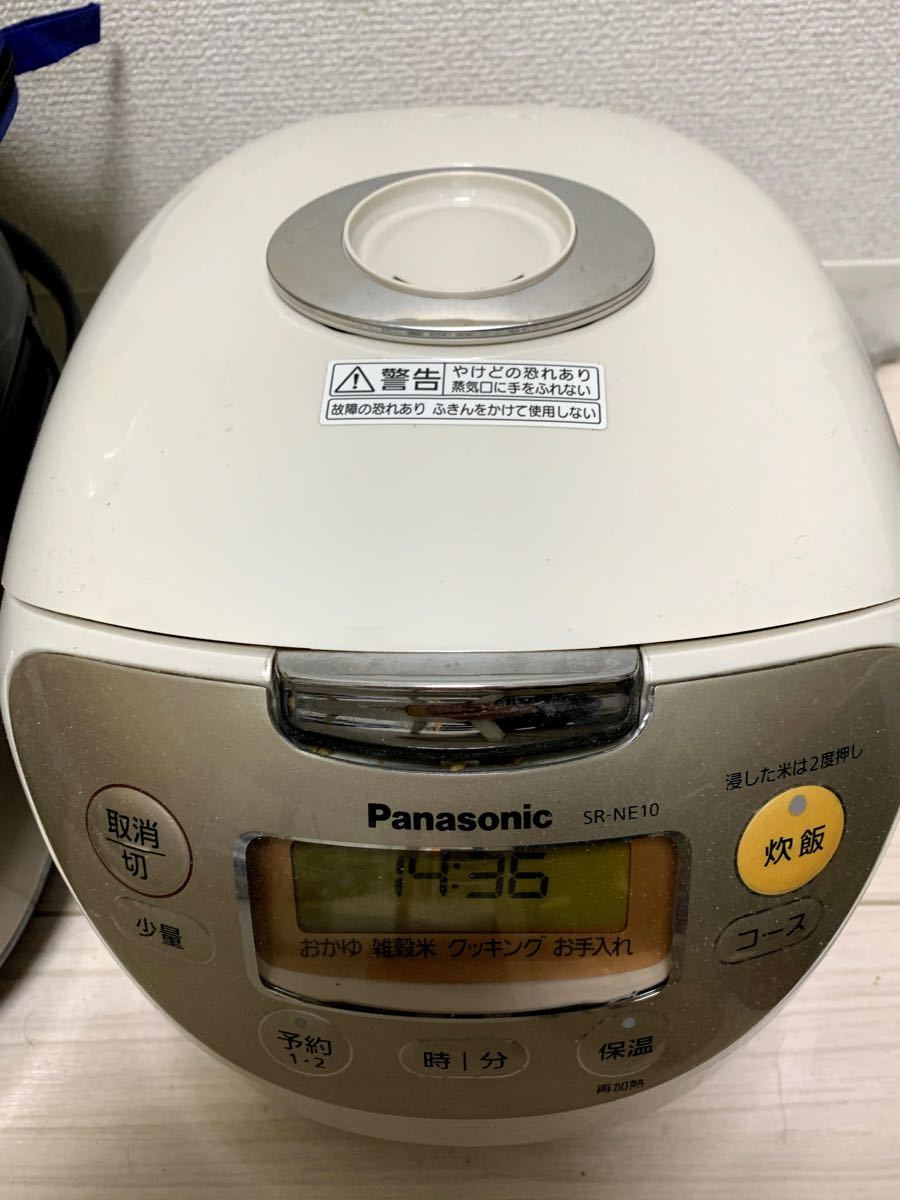 PANASONIC 5合炊き