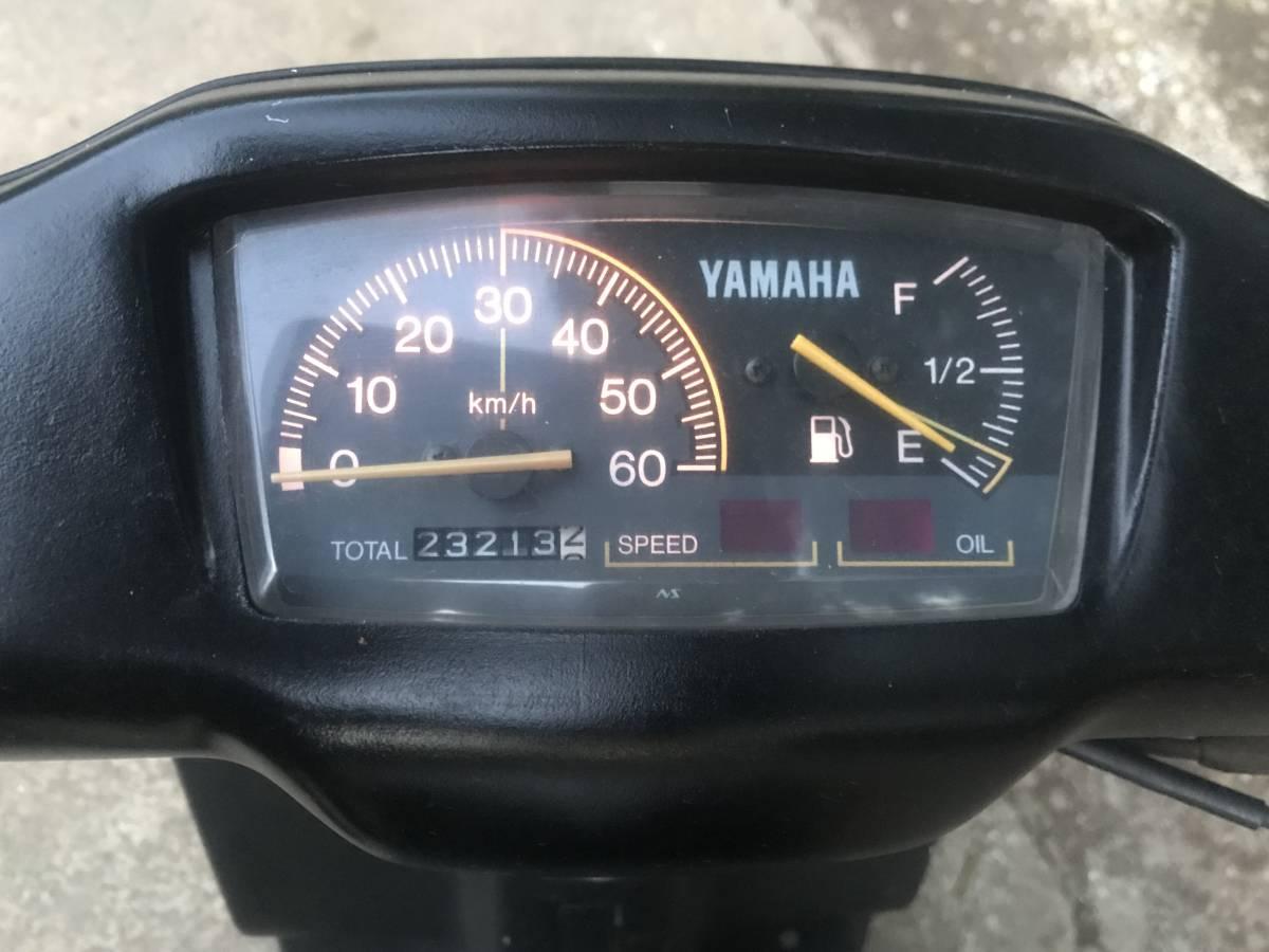「千葉市より ヤマハ ギア50 2スト 試乗確認済み 検)ホンダ ベンリィ50等」の画像3