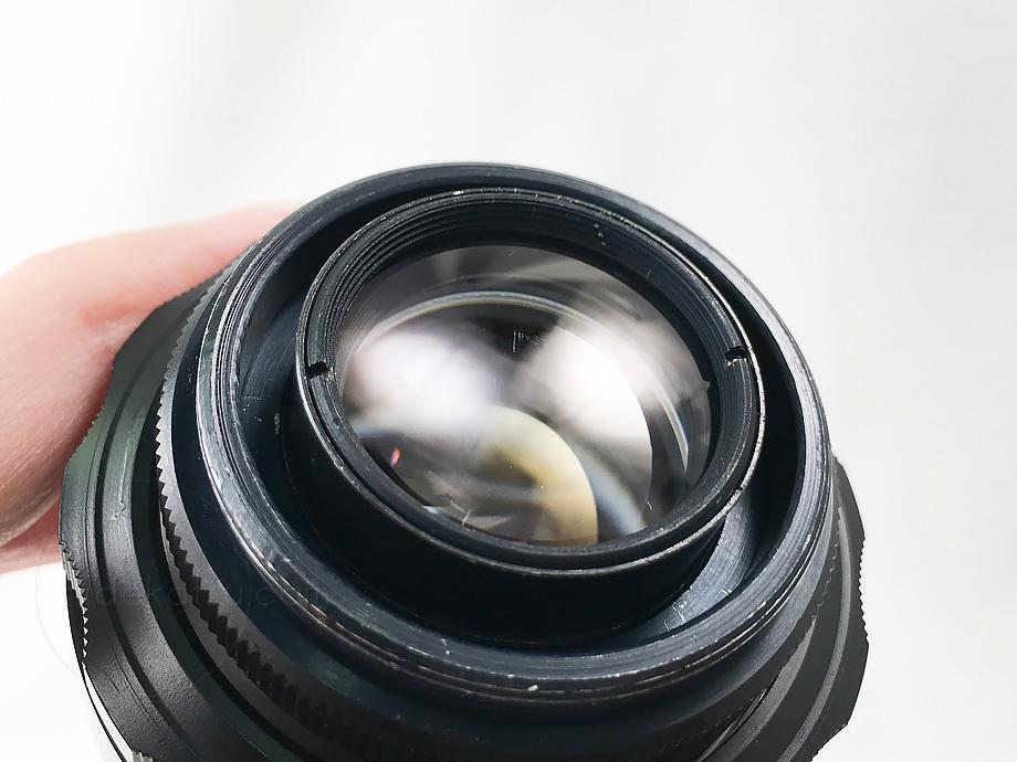 ぐるぐるボケのヘリオス【分解清掃済み・撮影チェック済み】Helios 44-2 58mm F2.0 M42マウント_35h_画像8