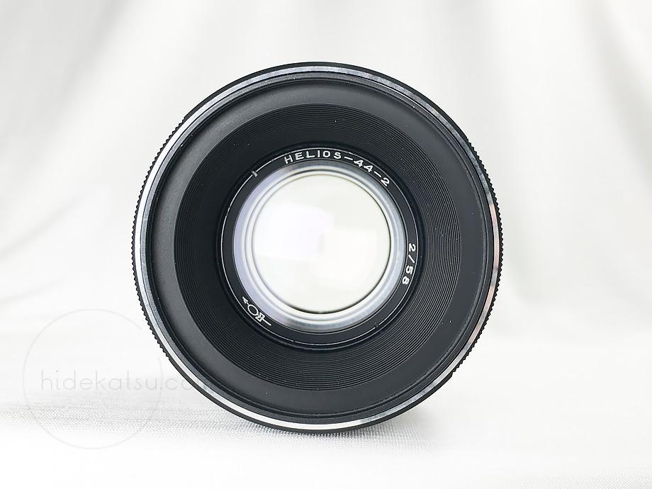 ぐるぐるボケのヘリオス【分解清掃済み・撮影チェック済み】Helios 44-2 58mm F2.0 M42マウント_35h_画像5