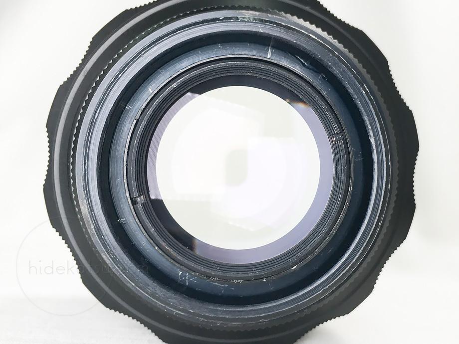 ぐるぐるボケのヘリオス【分解清掃済み・撮影チェック済み】Helios 44-2 58mm F2.0 M42マウント_35h_画像10