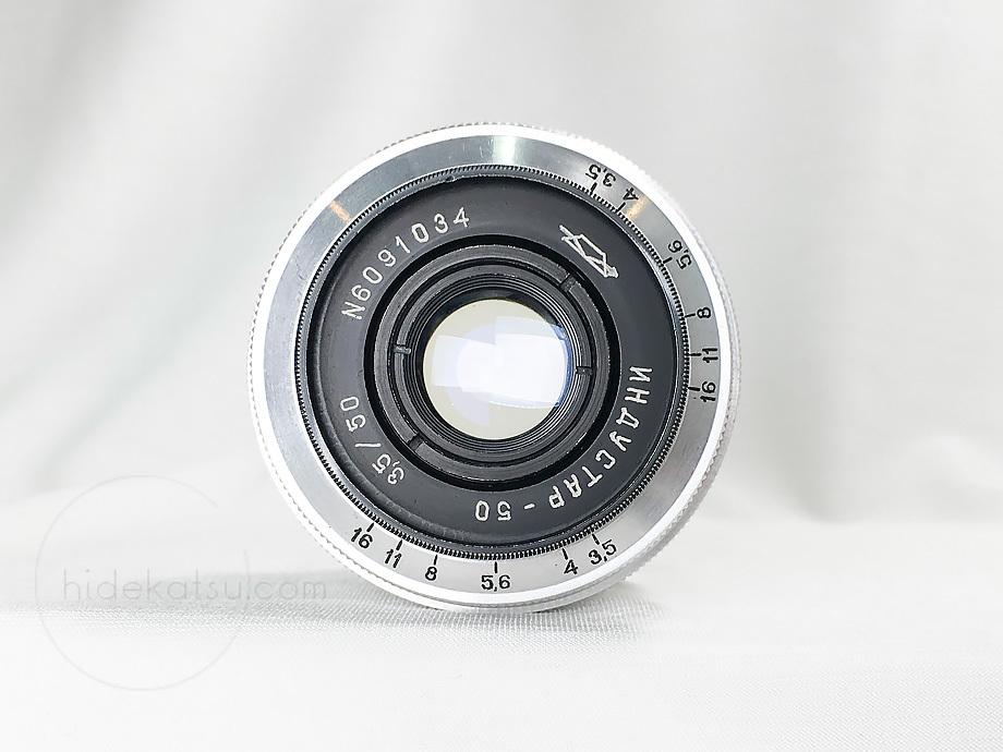 淡い描写の手頃なロシアンレンズ【分解清掃済み・撮影チェック済み】 KMZ Industar-50 50mm F3.5 M39_画像5