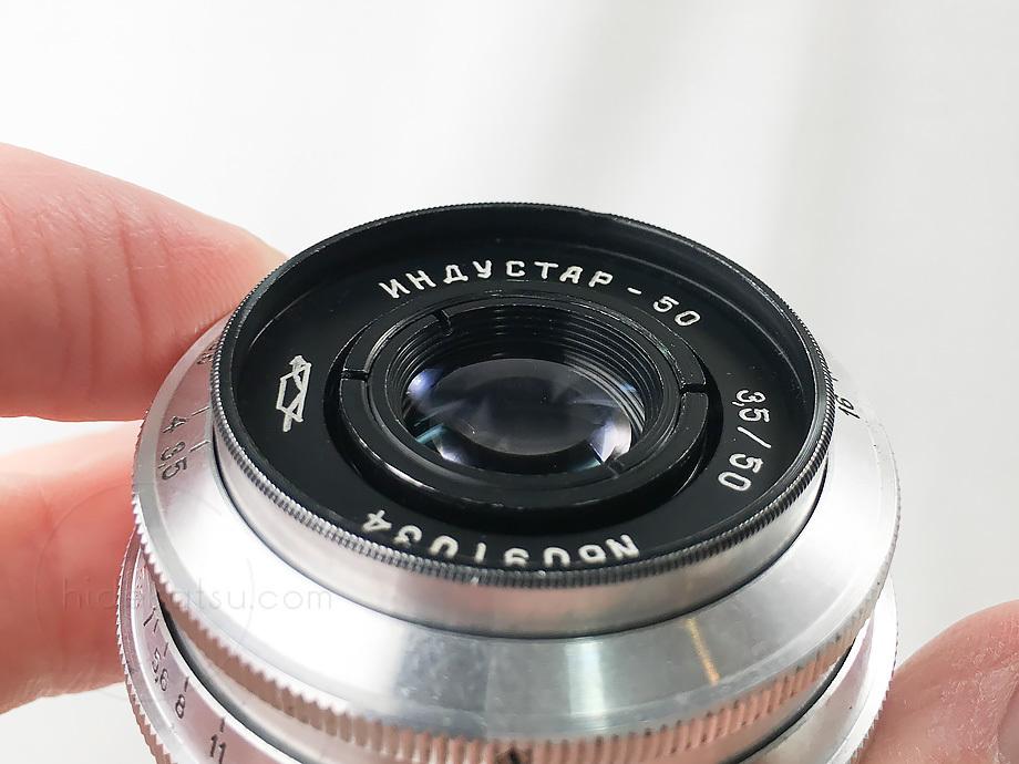 淡い描写の手頃なロシアンレンズ【分解清掃済み・撮影チェック済み】 KMZ Industar-50 50mm F3.5 M39_画像7