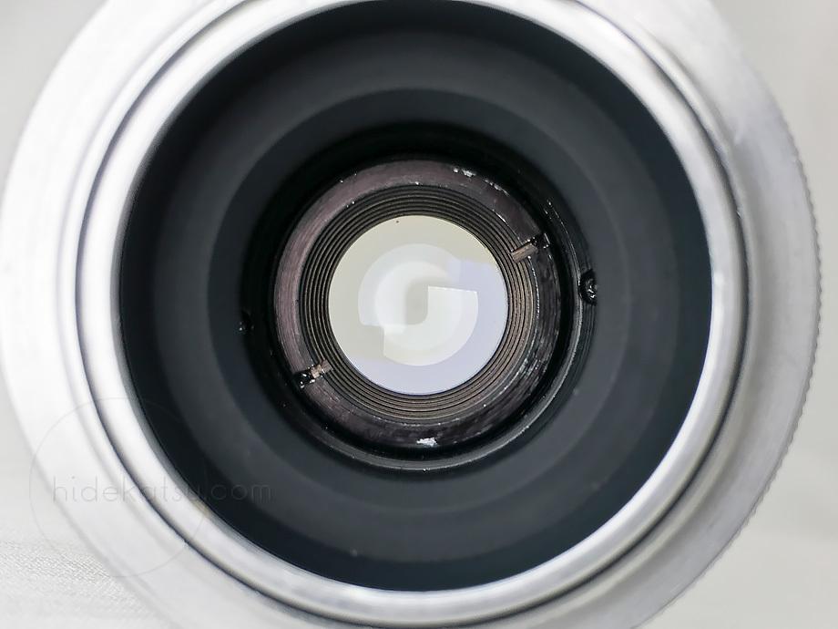 淡い描写の手頃なロシアンレンズ【分解清掃済み・撮影チェック済み】 KMZ Industar-50 50mm F3.5 M39_画像10