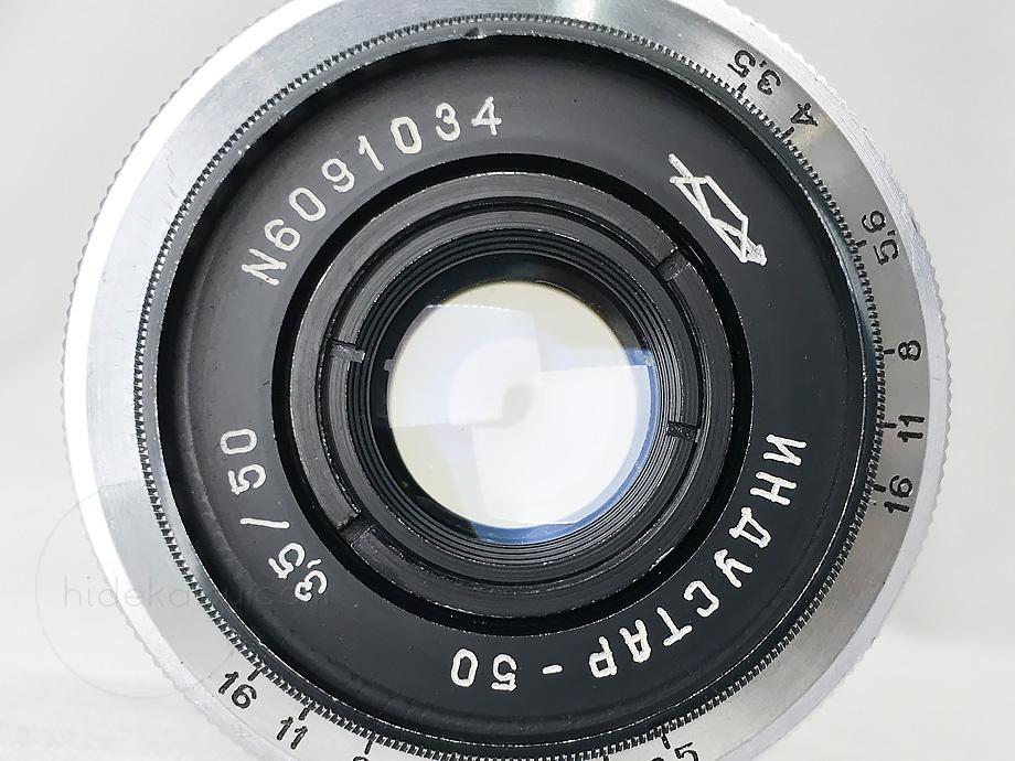 淡い描写の手頃なロシアンレンズ【分解清掃済み・撮影チェック済み】 KMZ Industar-50 50mm F3.5 M39_画像9