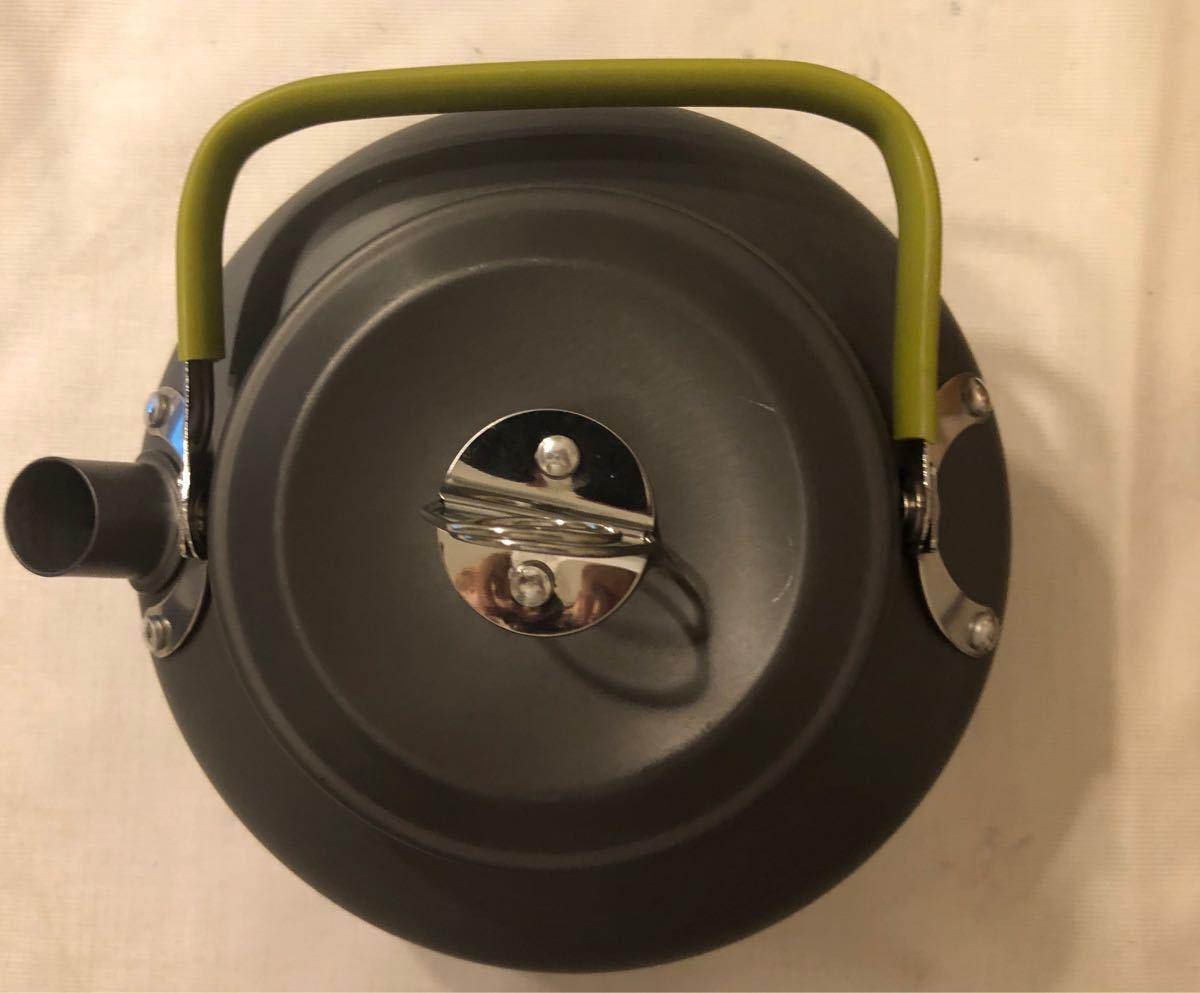 アルミ合金製 アウトドア クッカー3点セット3-4人用  クッカーセット クッカー