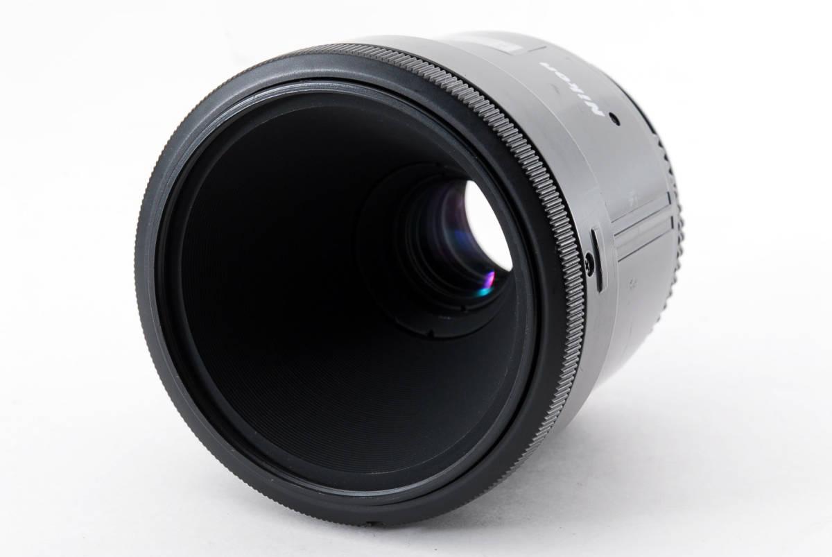 Nikon ニコン AF Micro Nikkor 55mm f/2.8 Macro 一眼レフカメラ用 マクロ レンズ 単焦点 [美品] #741703_画像2
