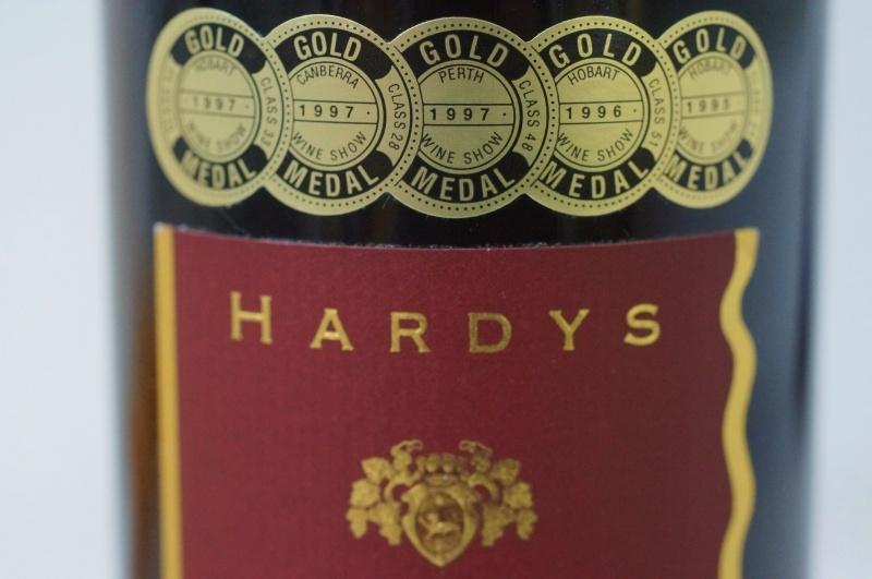 h070◇HARDYS Thomas Hardy Coonawarra CABERNET SAUVIGNON 1994 オーストラリア 赤ワイン 未開栓 古酒_画像4