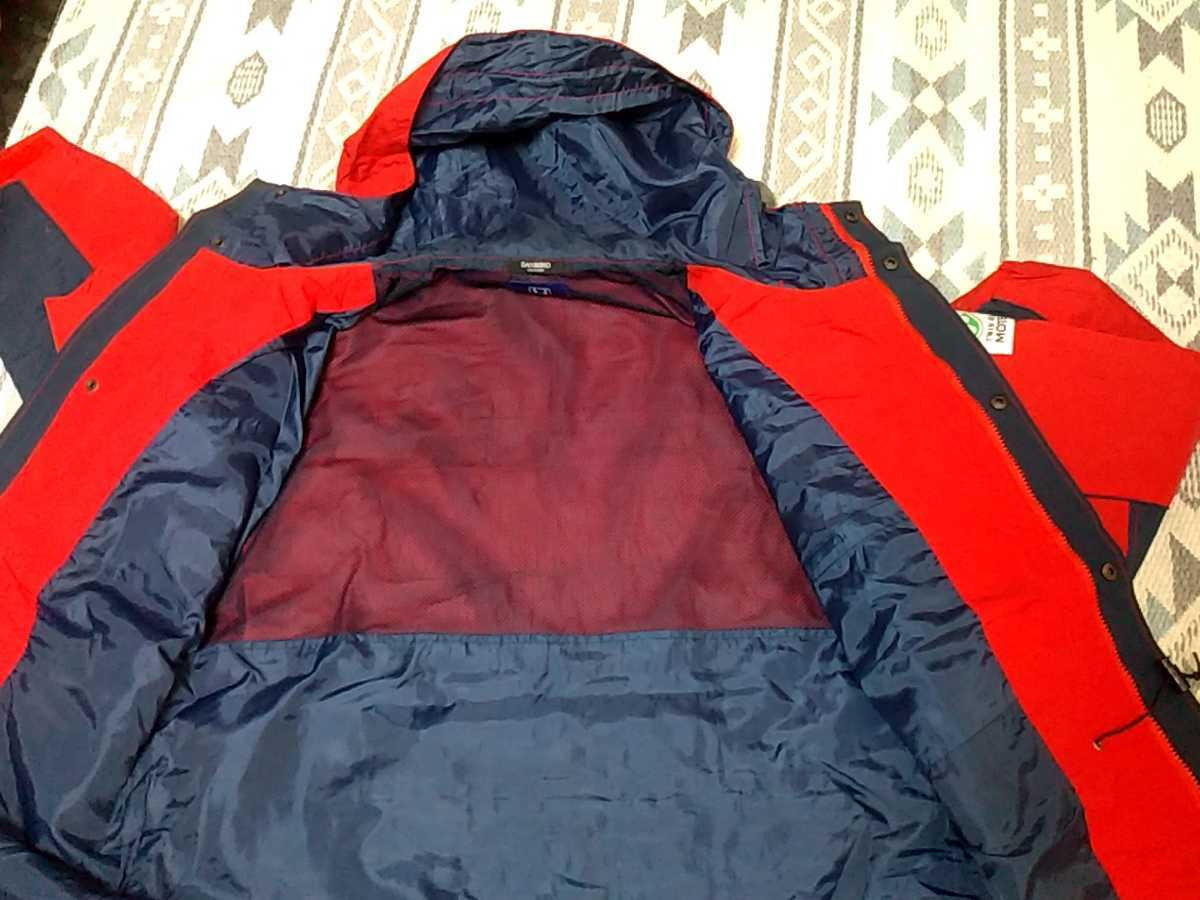 HONDA ナイロンジャケット ホンダレーシング オンワード樫山 ホンダ Budweiser500 ジャンパージャケット サイズ不明_画像8