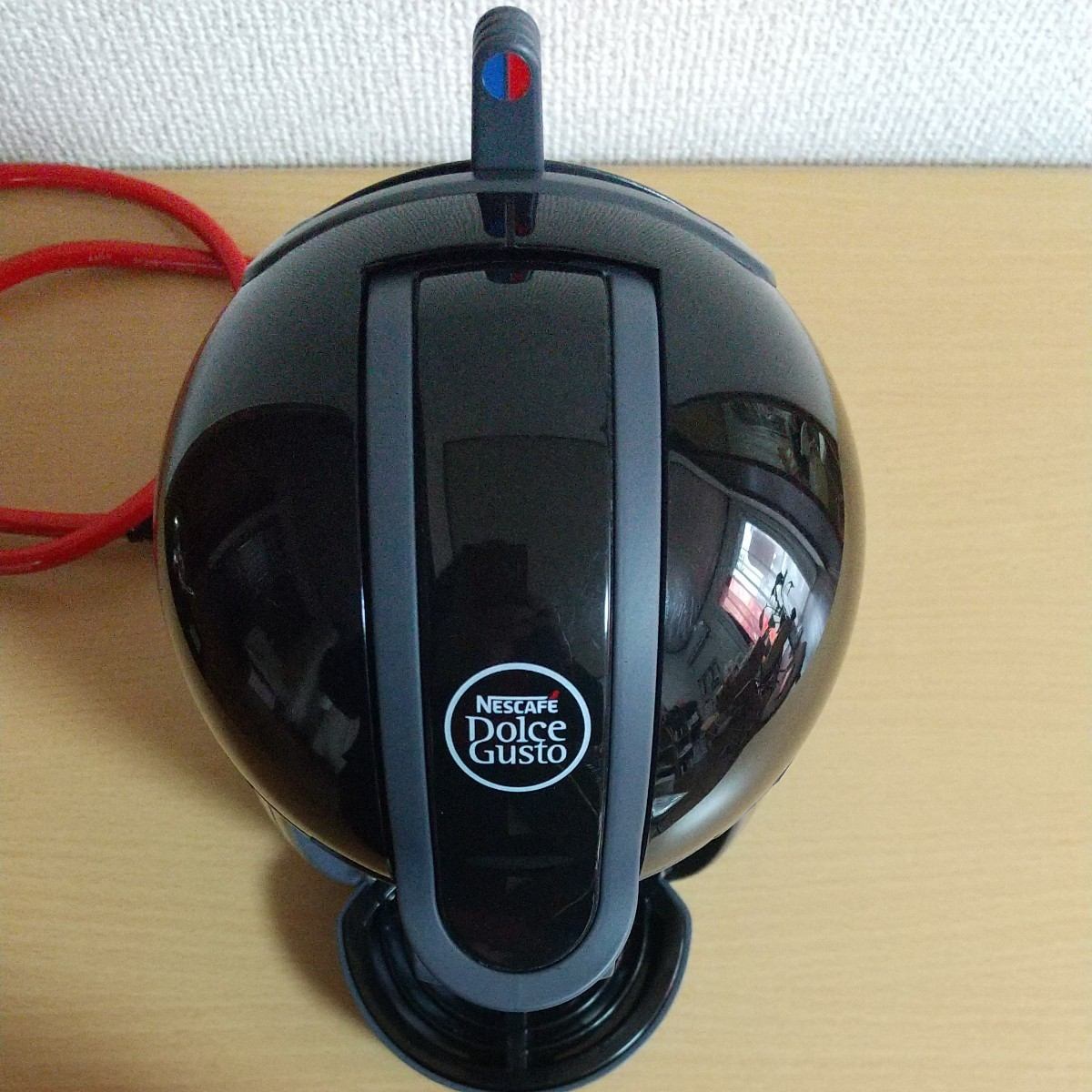 NESCAFE ネスカフェ ドルチェグスト MD9744R ピッコロ(ブラック)