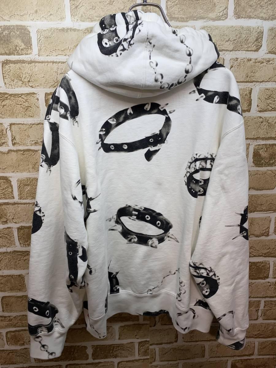 S  20AW Supreme Studded Collars Hooded Sweatshirt パーカー_画像7