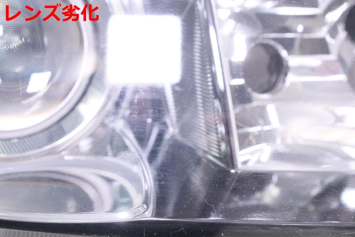 2122225★HID MH23S ワゴンRスティングレー★右ヘッドライト KOITO 100-59191 打刻:X クロームメッキ 純正★スズキ (UK)_画像4