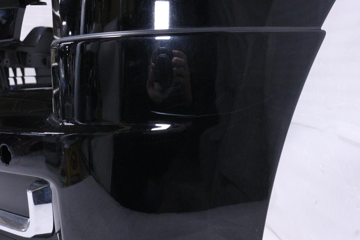 13-334★モデリスタスポ付★後期 URJ202W ランクル フロントバンパー フロントスポイラー 52119-60M50 補修用★トヨタ (KK)_画像4