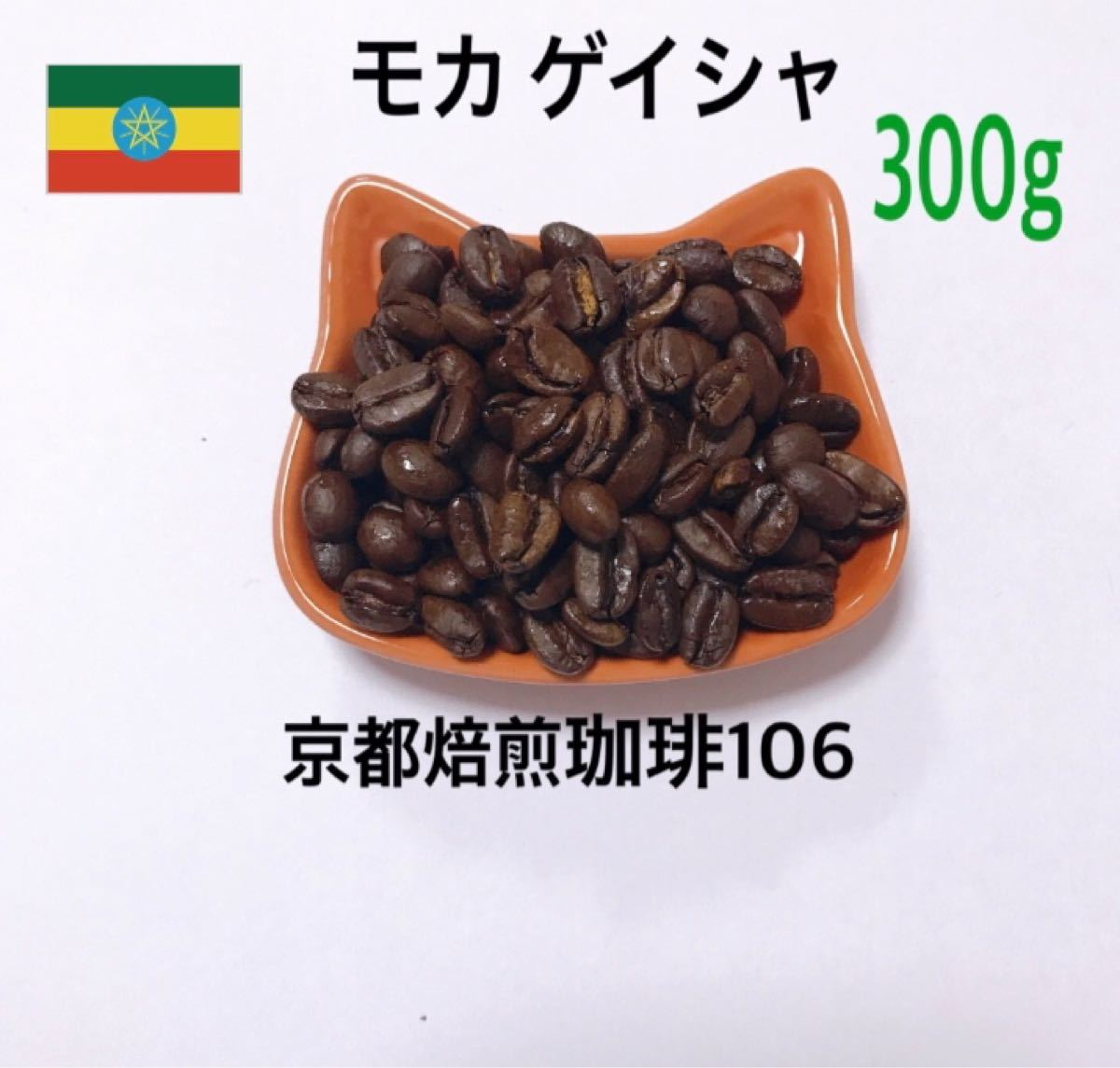 自家焙煎 珈琲豆  (100g×3)