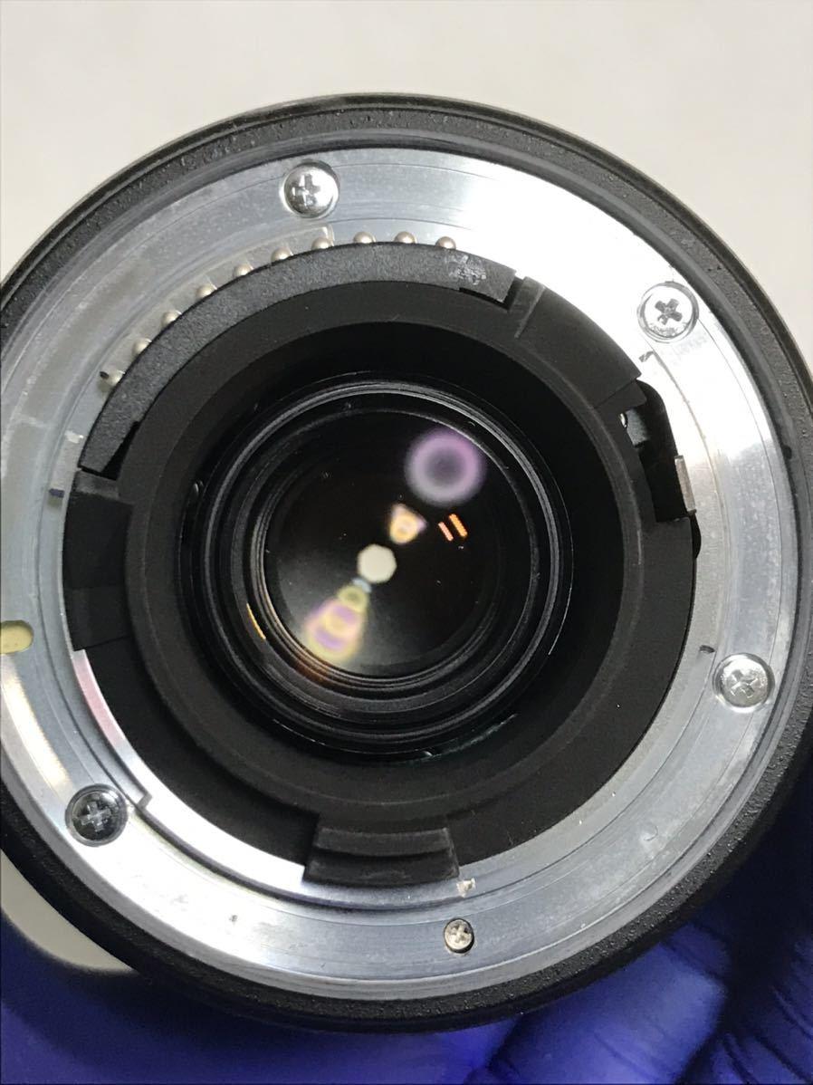 Nikon ニコン D70 デジタル一眼レフカメラ AF-S DX ZOOM-NIKKOR 18-70mm f/3.5-4.5G IF ED 簡易動作確認済 ショット数不明 元箱 現状 T1111_画像10